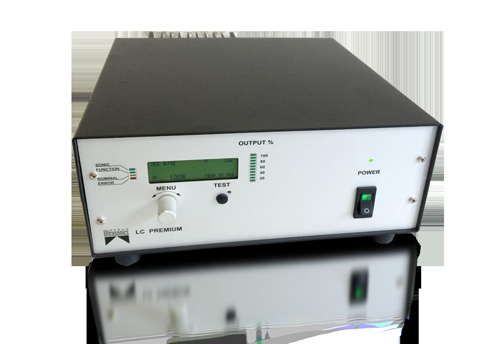 Ultraschallreinigungsgerät für industrielle Reinigungsverfahren