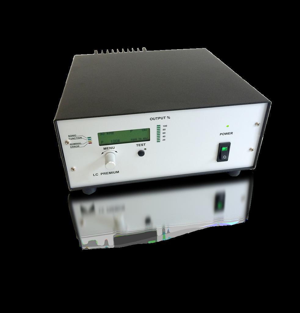 Ultraschallreinigungsgenerator für industrielle Reinigungsverfahren